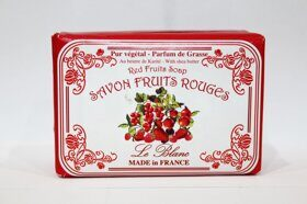 Мыло Fruits Rouges